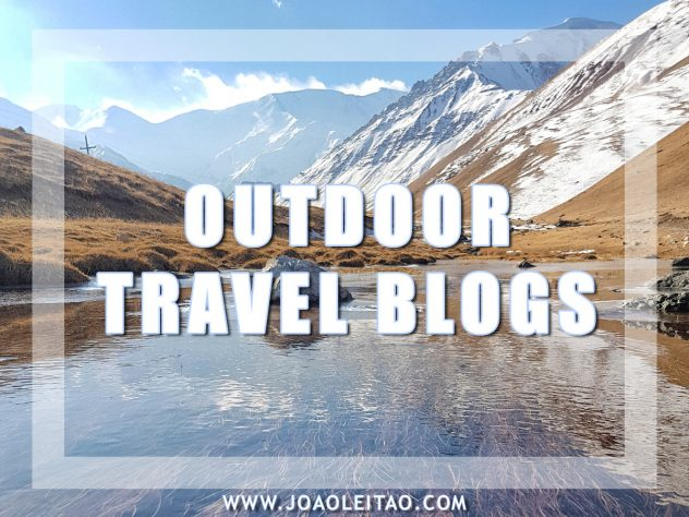 OUTDOORS TRAVEL BLOGS