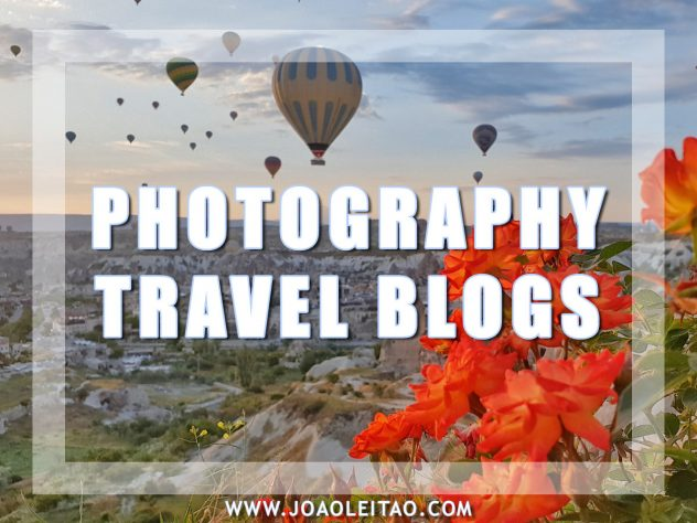 PHOTOGRAPHY TRAVEL BLOGS