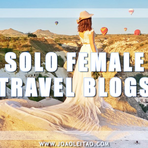 Top 300 Solo Female Travel Blogs and Websites to Follow