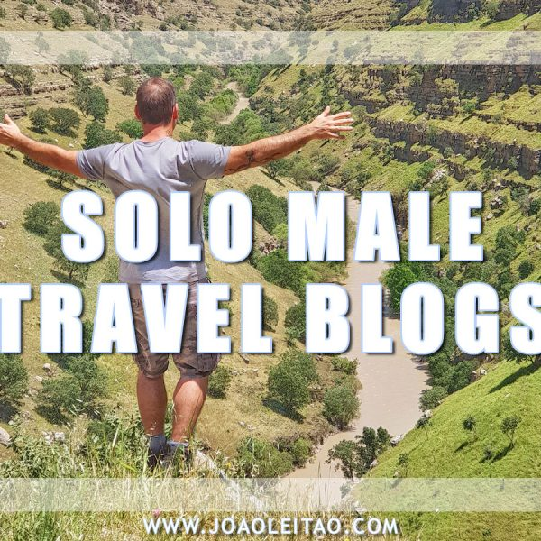 Top 200 Solo Male Travel Blogs and Websites to Follow