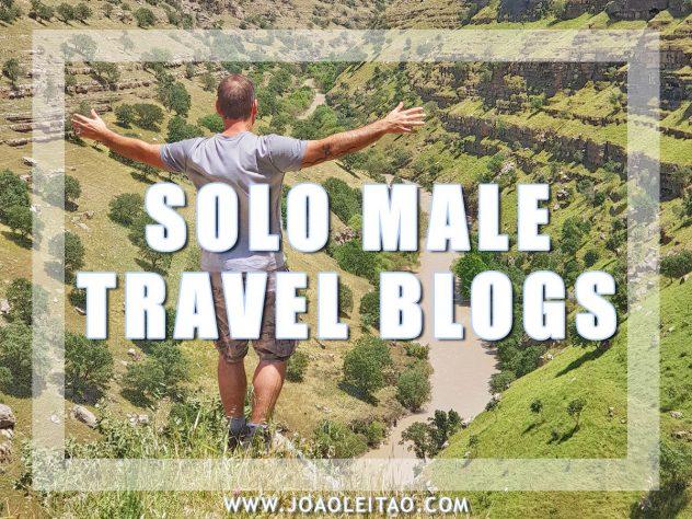 SOLO MALE TRAVEL BLOGS