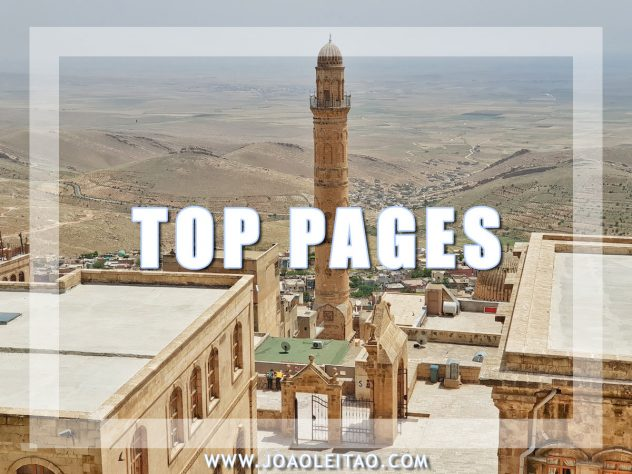 TOP TRAVEL PAGES