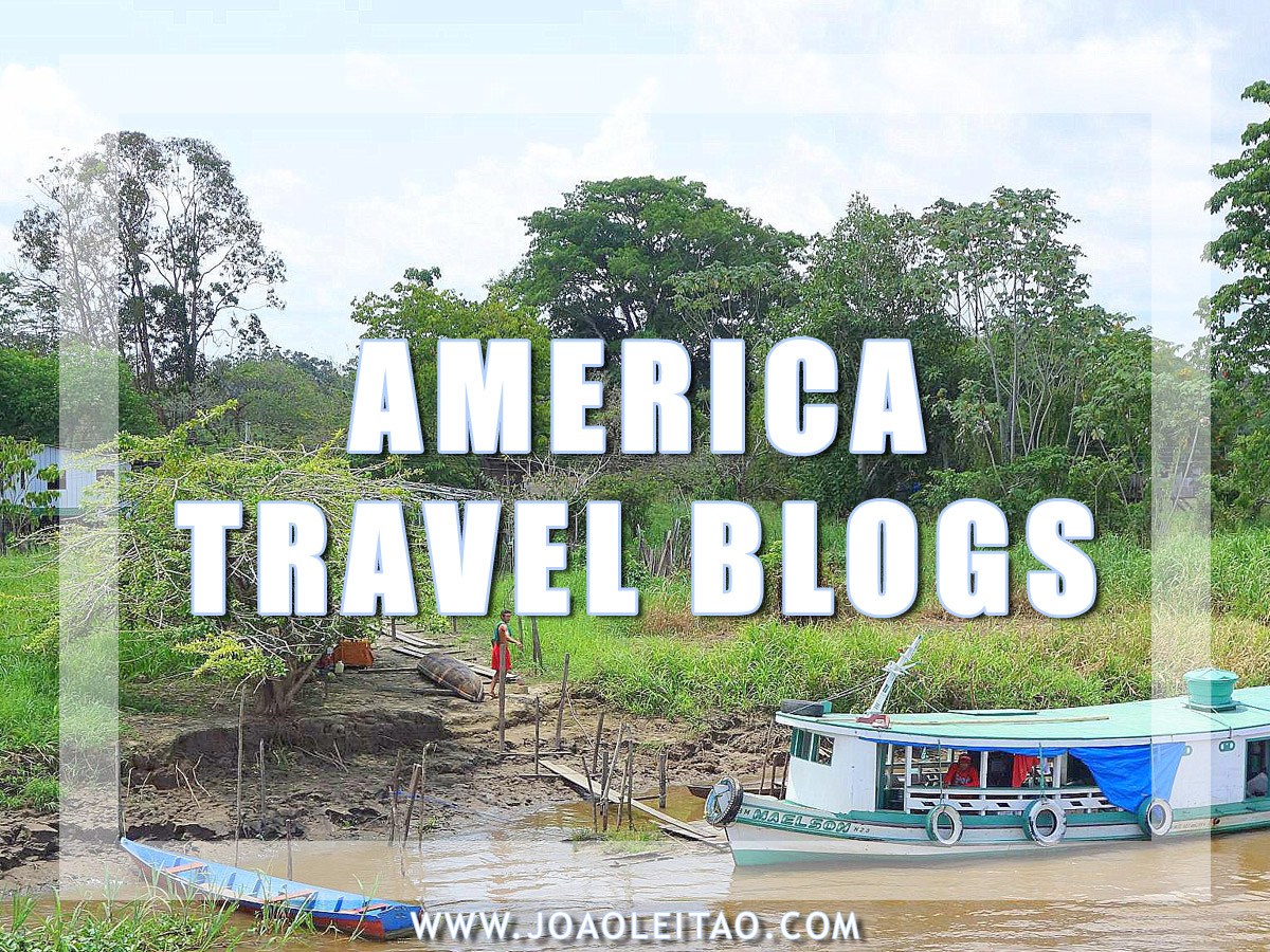 AMERICA TRAVEL BLOGS