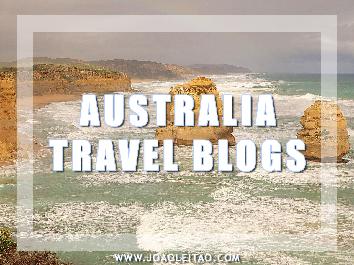 AUSTRALIA TRAVEL BLOGS