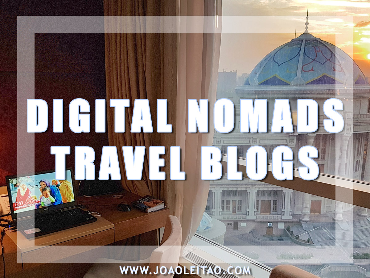 DIGITAL NOMADS TRAVEL BLOGS