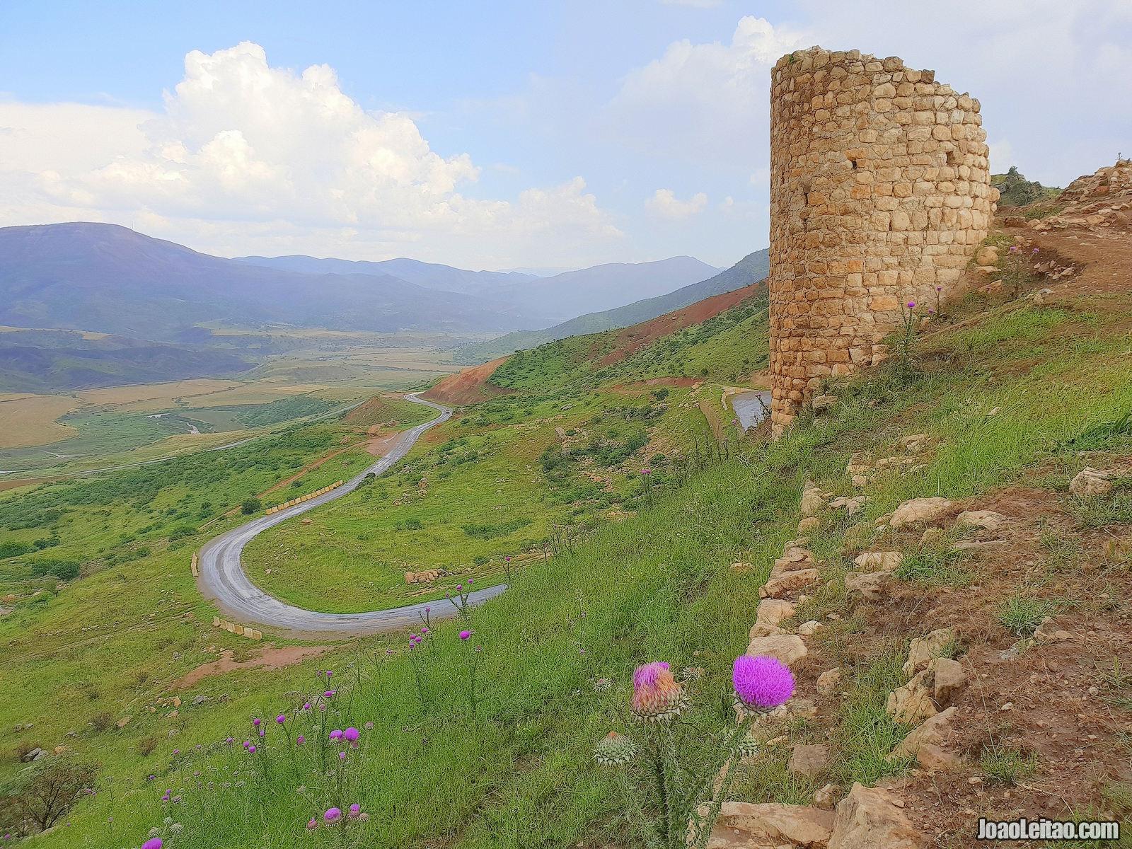 DWIN CASTLE KURDISTAN IRAQ