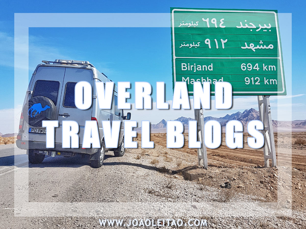 OVERLAND TRAVEL BLOGS