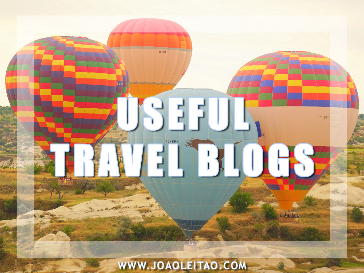 USEFUL TRAVEL BLOGS
