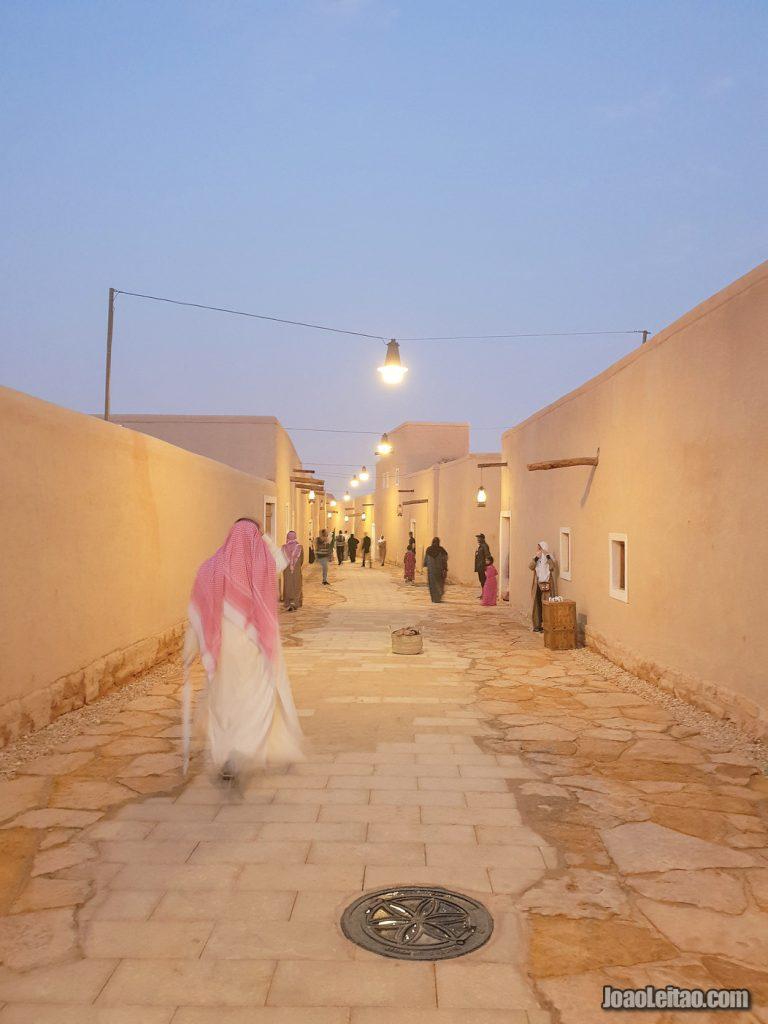 AD-DIRIYAH ARABIA SAUDITA