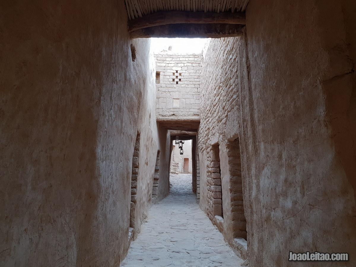 1- Al-Ula Heritage Village