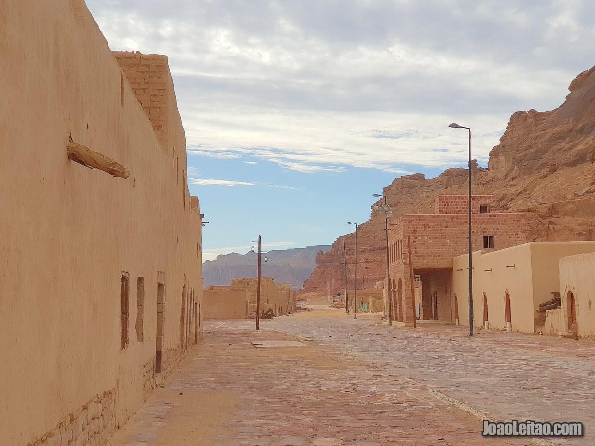 AL-ULA SAUDI ARABIA