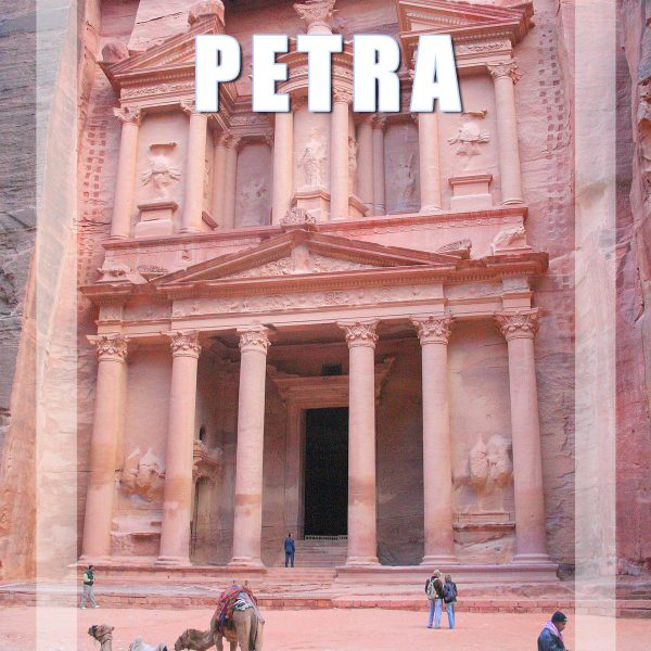 Petra, The Lost City of the Nabateans – Jordan