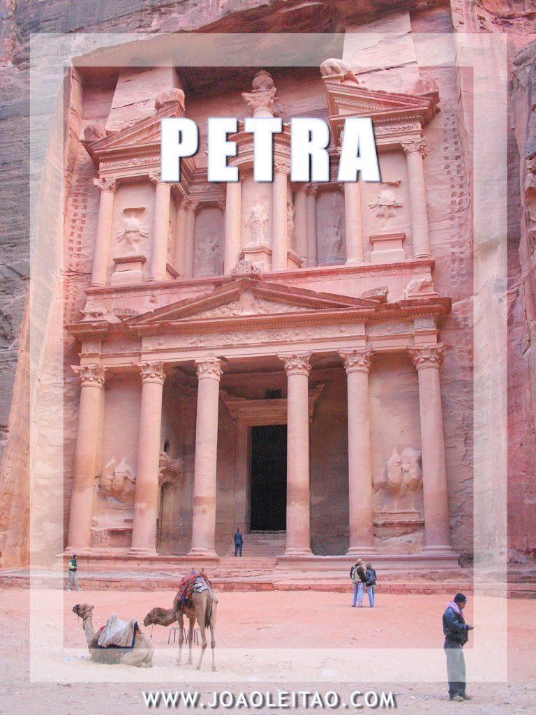 पेट्रा - नबाटियंस का खोया शहर - जॉर्डन