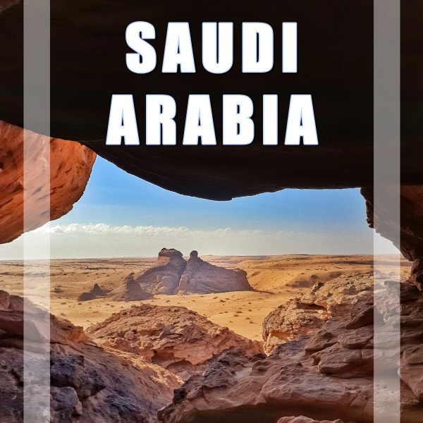 Photos that will make you want to visit Saudi Arabia
