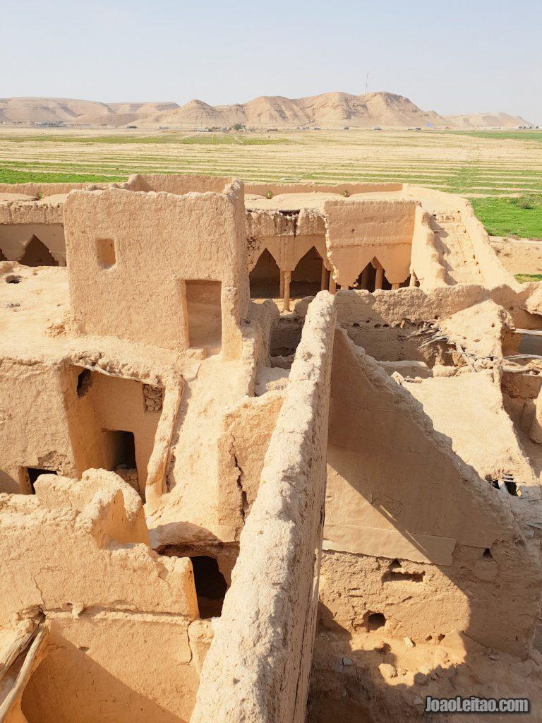 QUSUR AL-MUQBIl ARABIA SAUDITA