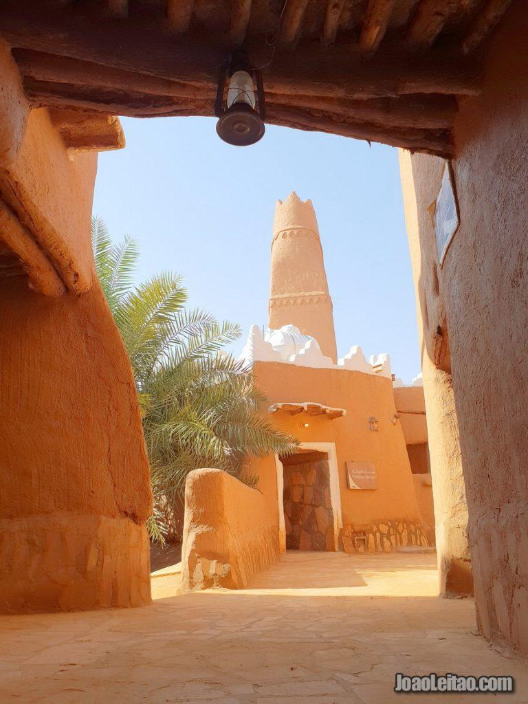 VISIT USHAIGER ARABIA SAUDITA