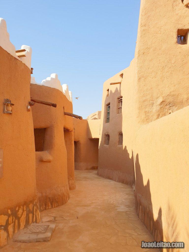 VISIT USHAIGER SAUDI ARABIA