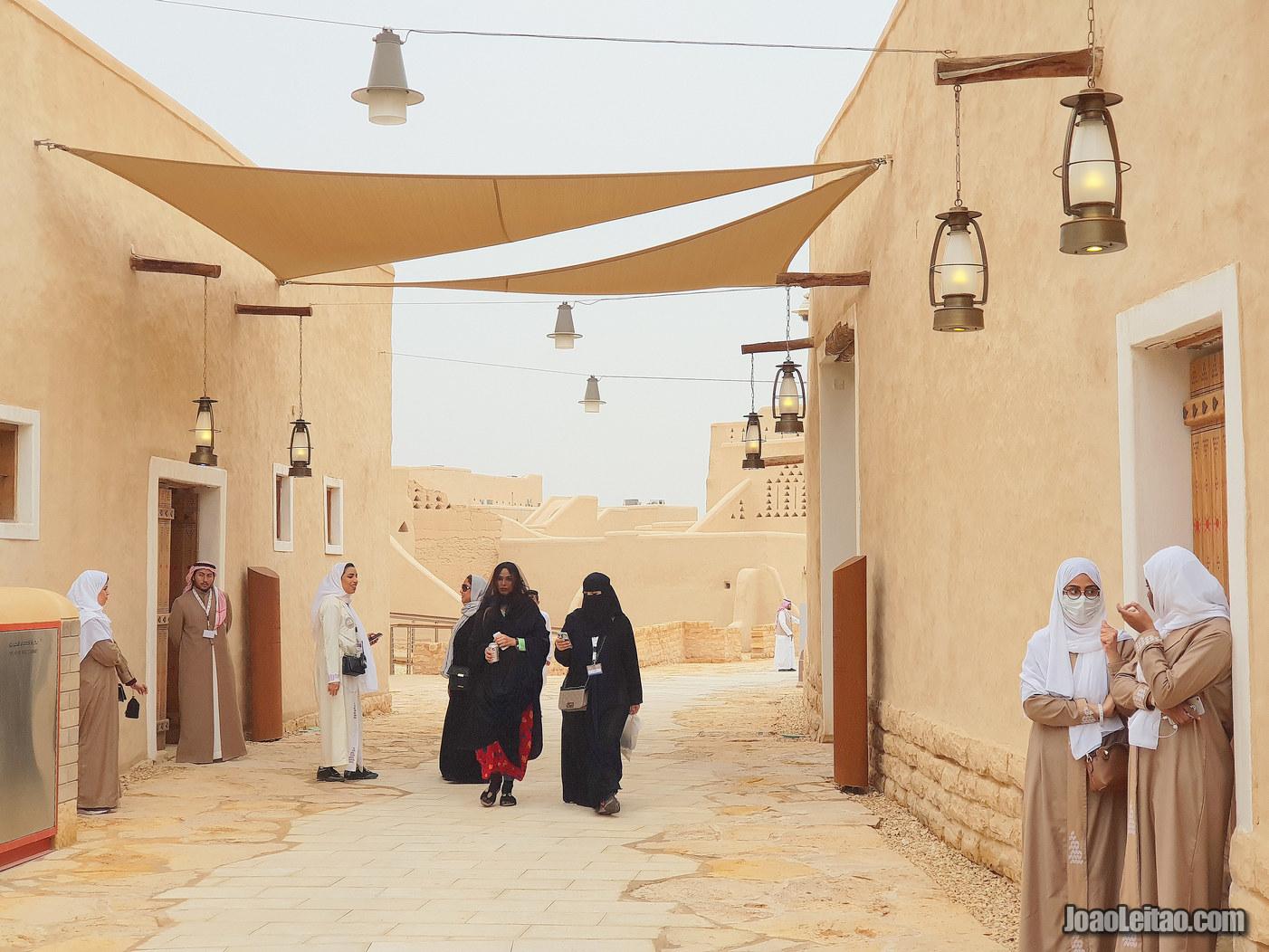 VISIT AD-DIRIYAH SAUDI ARABIA
