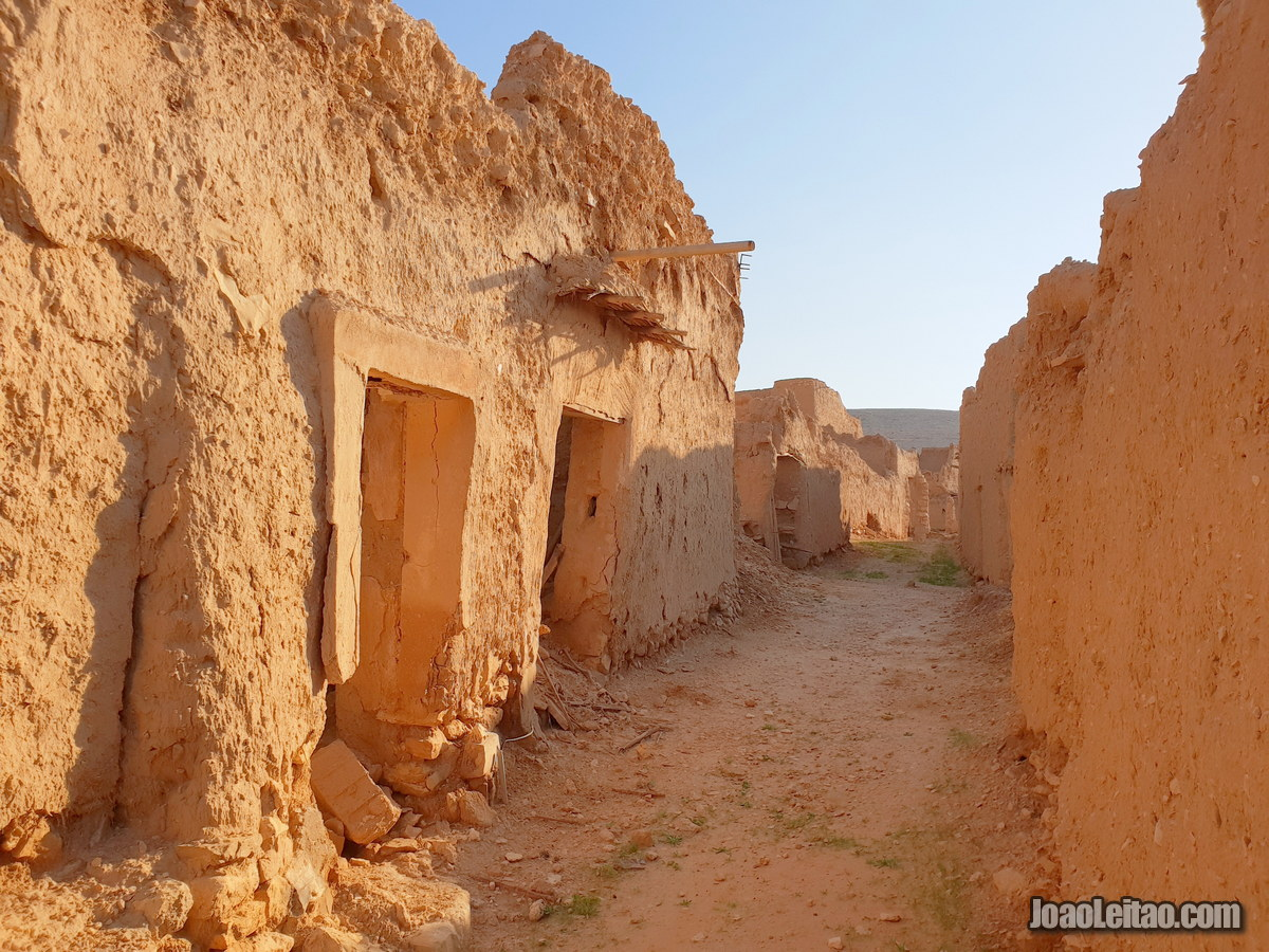Old building in Al Ghat - Visit Saudi Arabia