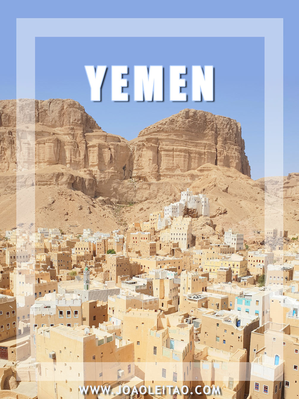 Best Places to Visit in Yemen for One-Week Travel Itinerary