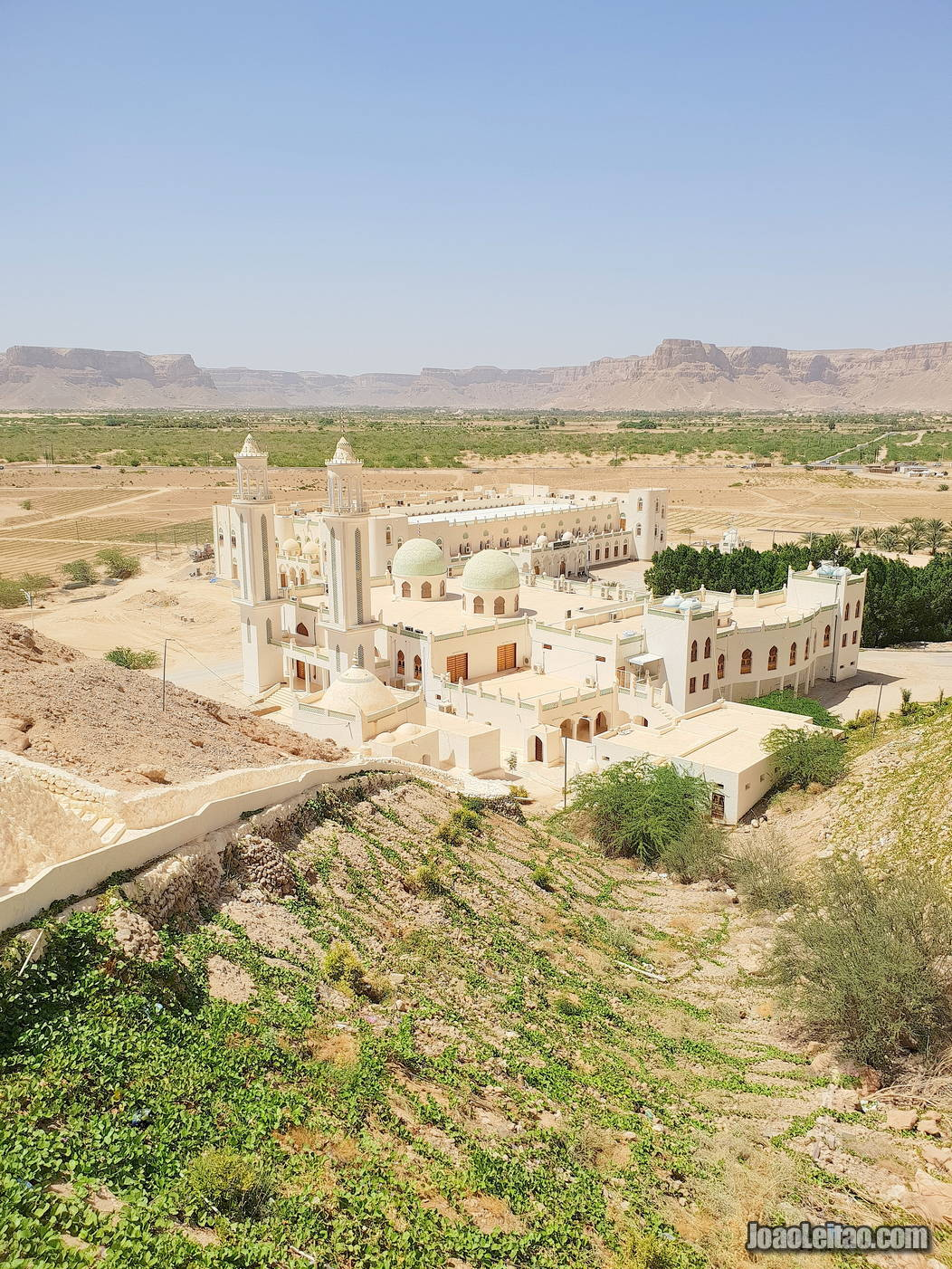 AHMAD AL-HABASHI SHRINE YEMEN