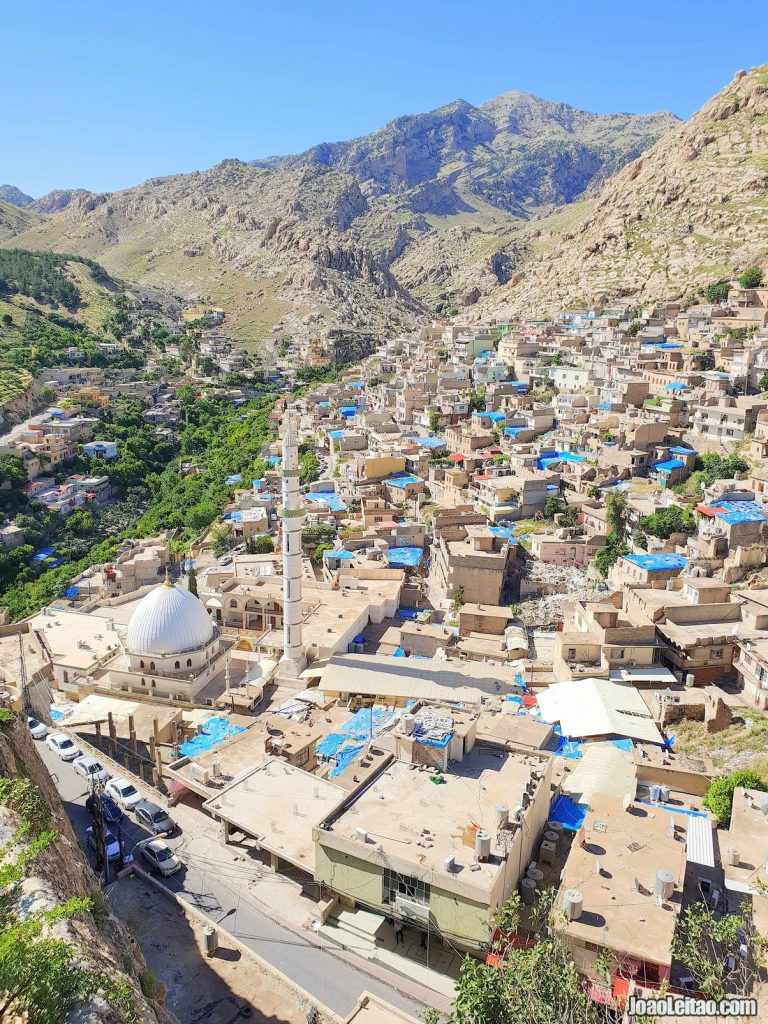 Visit Akre in Iraqi Kurdistan