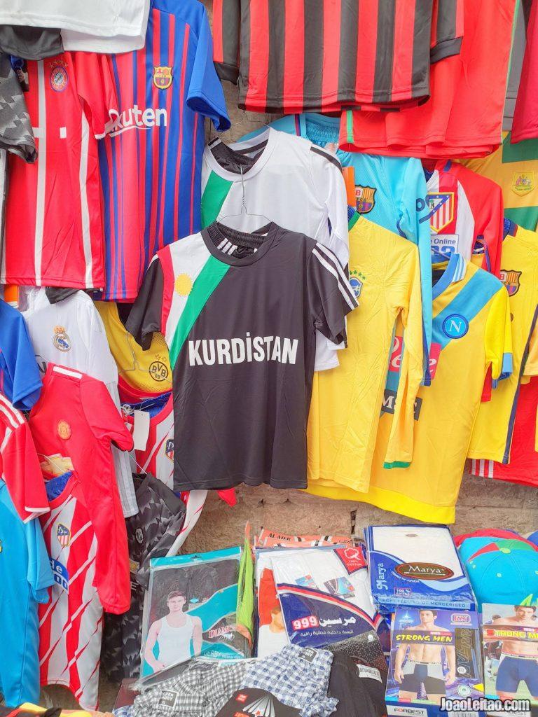 Akre in Iraqi Kurdistan