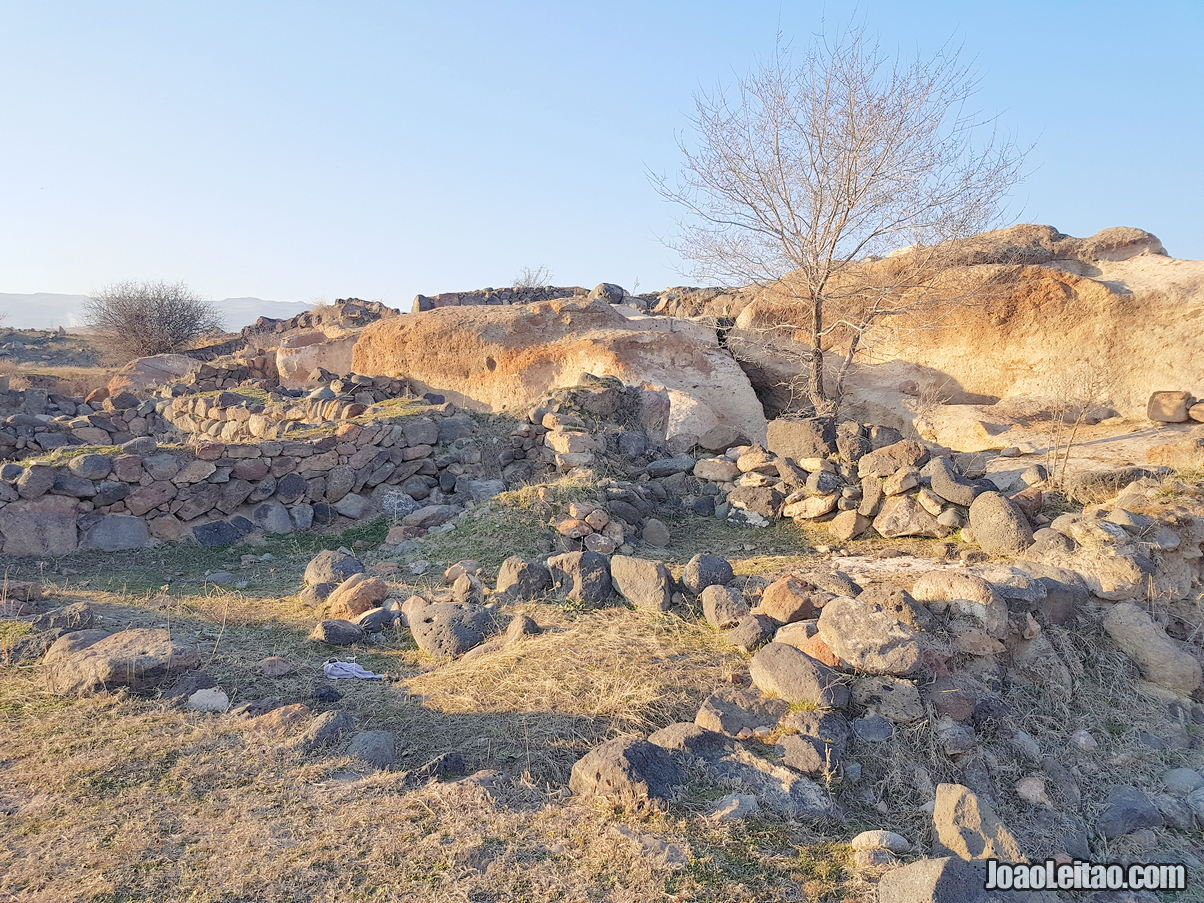 Archaeological Site Agarak Armenia