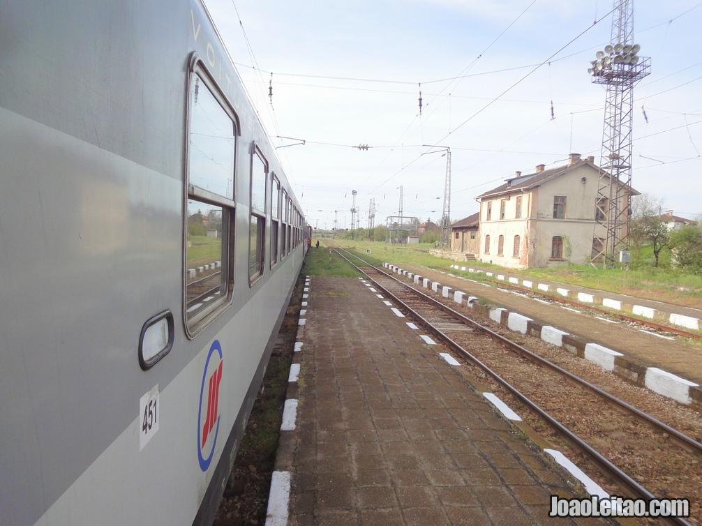 Around the World by Train