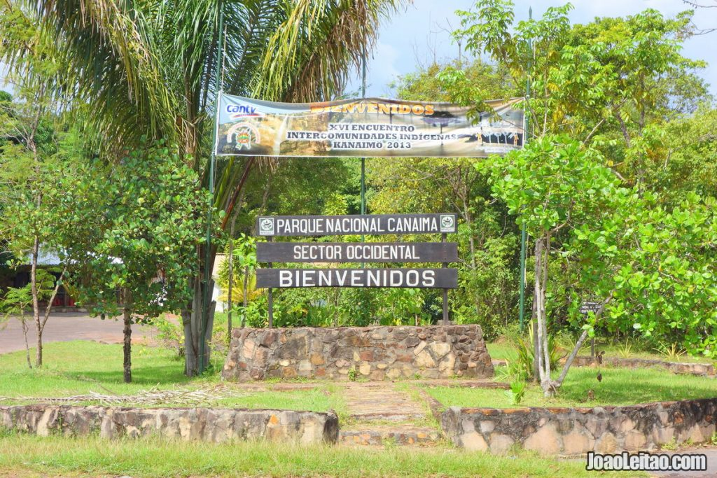 Canaima National Park in Venezuela