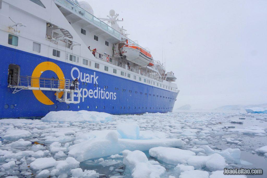 Visit Cuverville Island in Antarctica