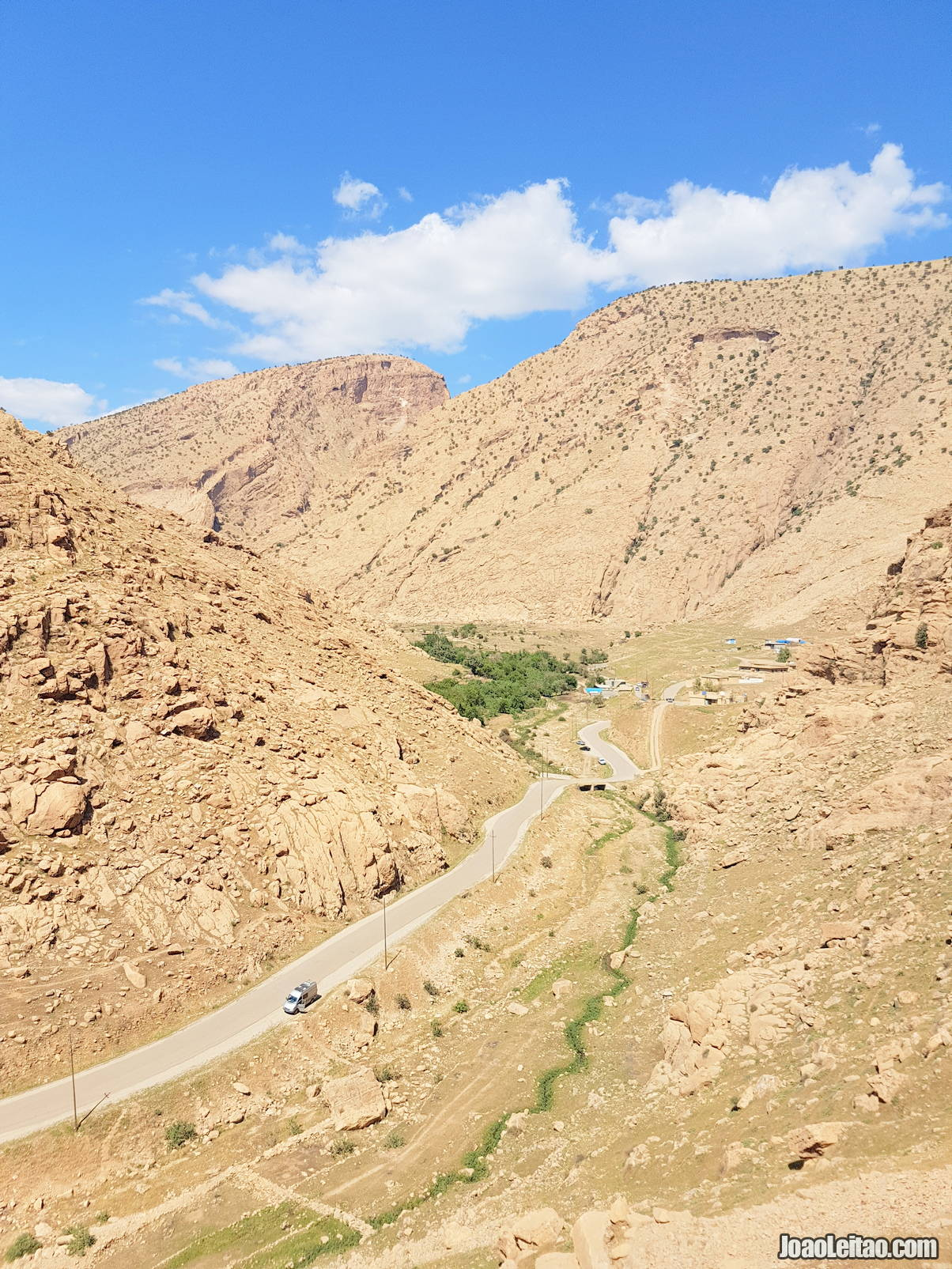 Visit Darband-i-Belula in Iraqi Kurdistan