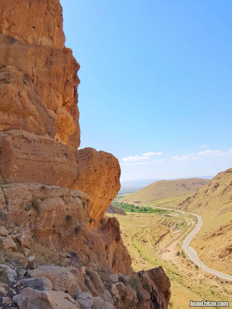 Darband-i-Belula in Iraqi Kurdistan