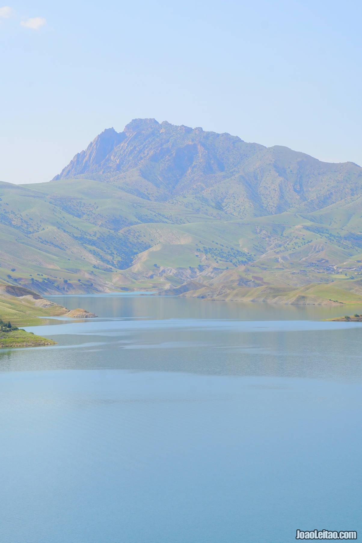 Visit Darbandikhan Lake in Iraqi Kurdistan