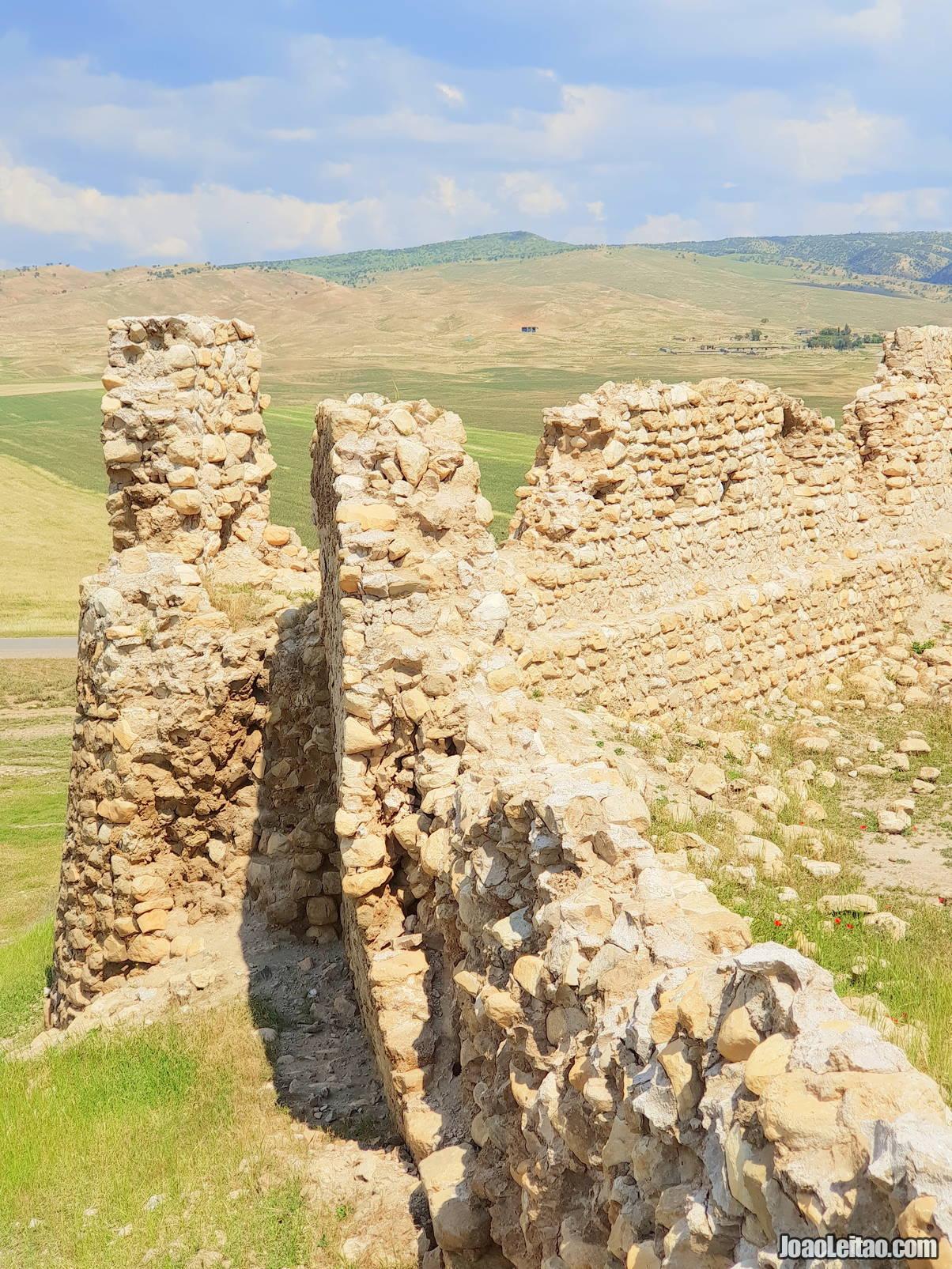 Visit Dere Castle in Iraqi Kurdistan