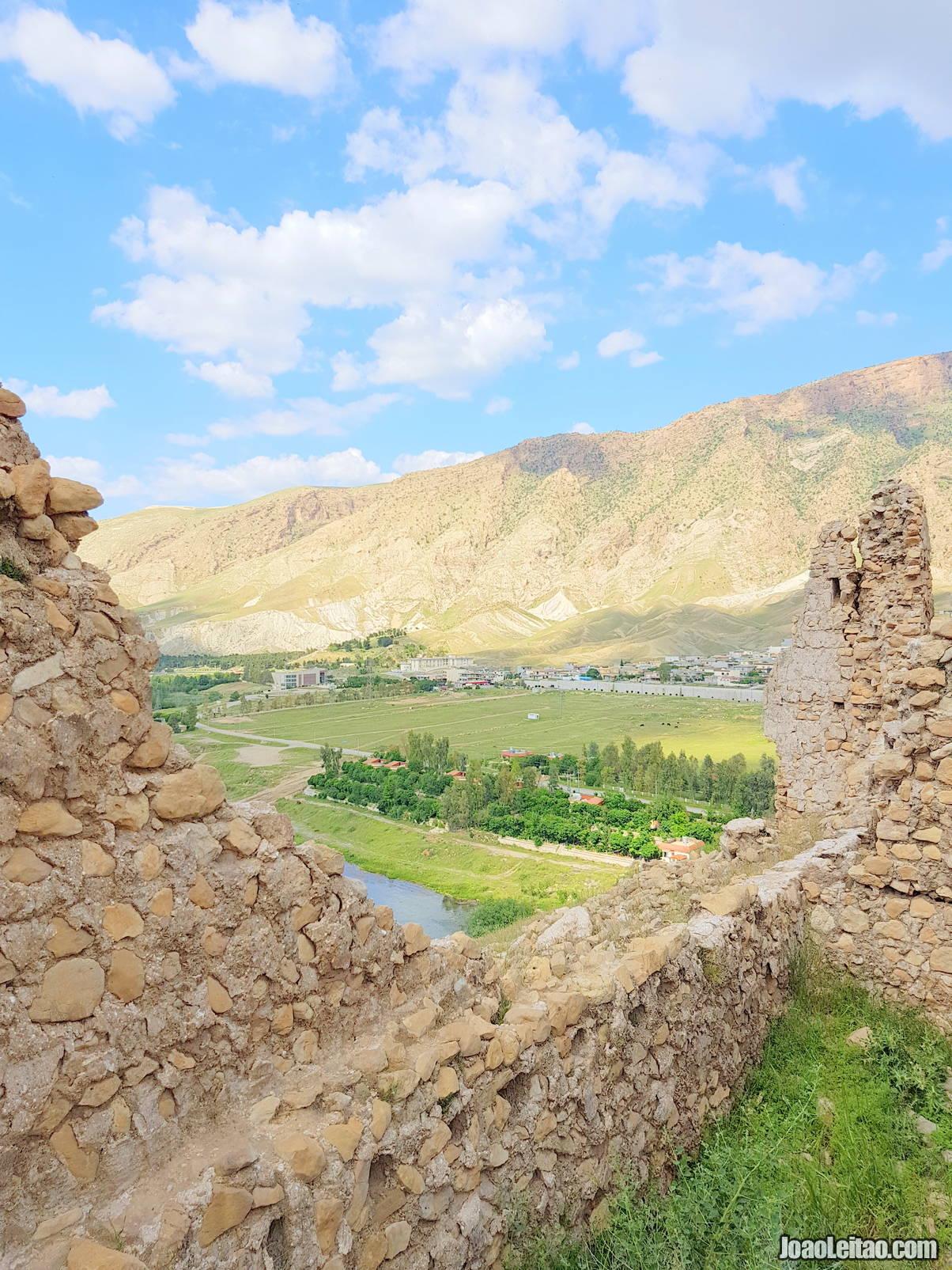 Visit Dokan in Iraqi Kurdistan