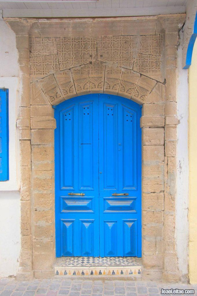 DOORS ESSAOUIRA MOROCCO