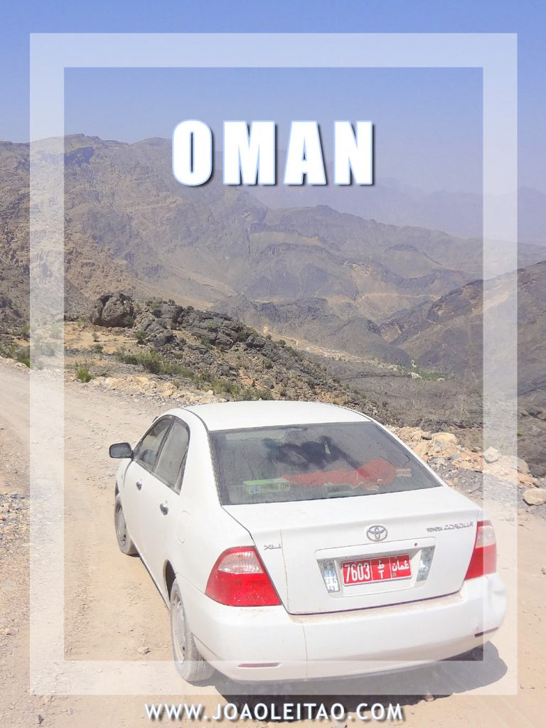Driving in Oman – Muscat to Salalah road trip – two weeks/3000 km