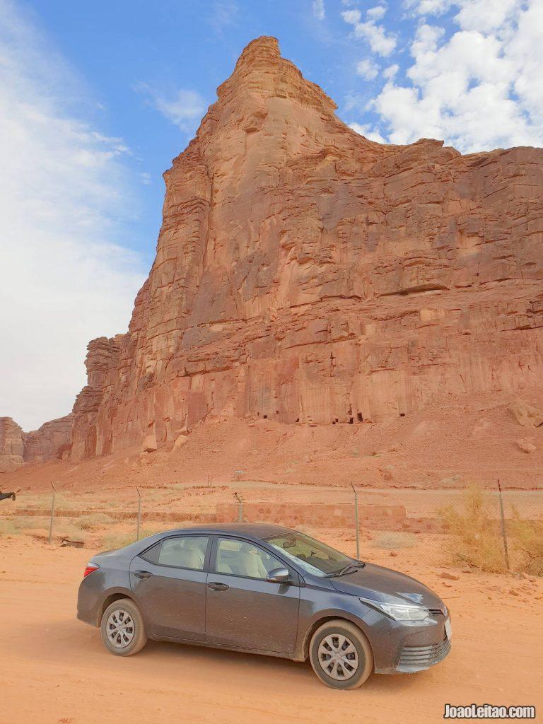 Roteiro de 15 Dias de Carro na Arábia Saudita » Jidá a Riade 7