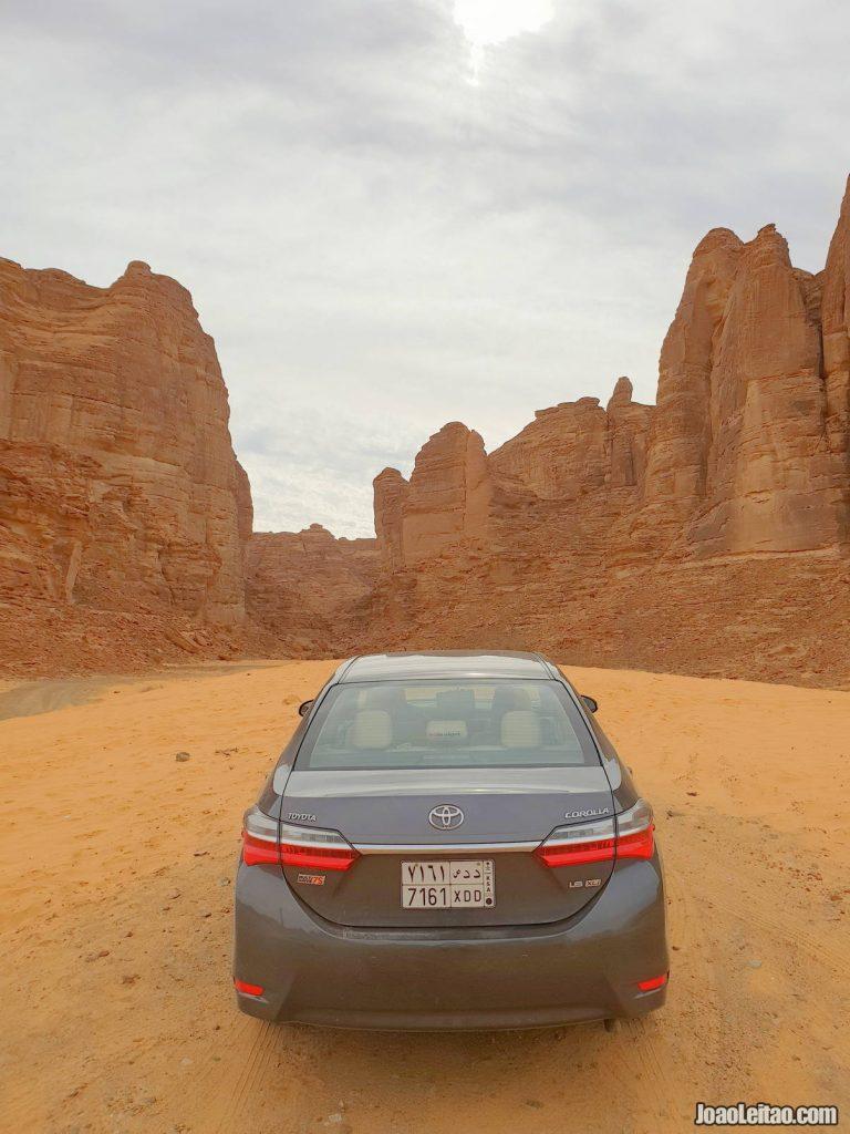 Roteiro de 15 Dias de Carro na Arábia Saudita » Jidá a Riade 3