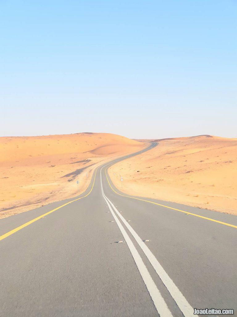 Roteiro de 15 Dias de Carro na Arábia Saudita » Jidá a Riade 8