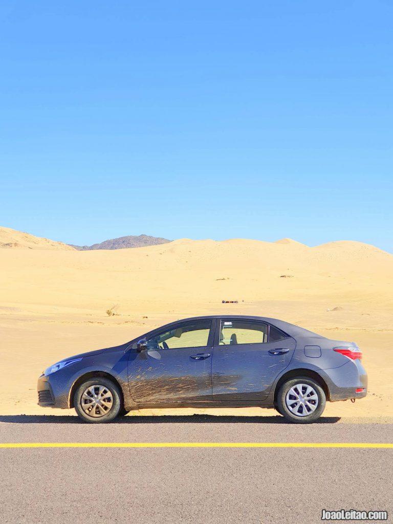 Roteiro de 15 Dias de Carro na Arábia Saudita » Jidá a Riade 1