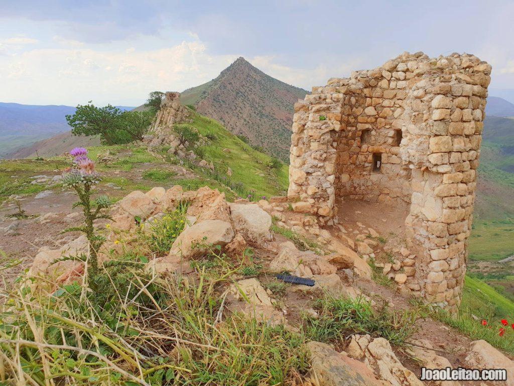 Dwin Castle in Iraqi Kurdistan