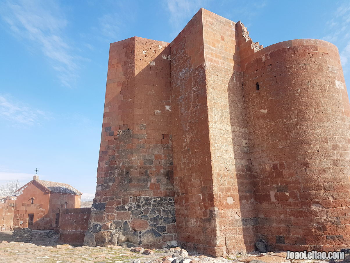 Dashtadem Fortress Armenia