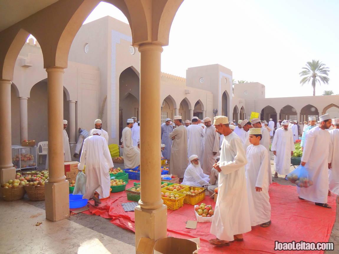 Visit Nizwa in Oman