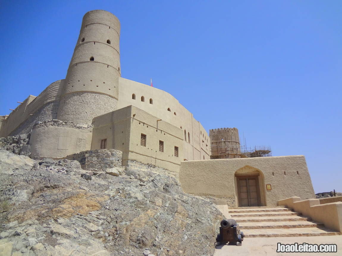Visit Bahla Fort in Oman