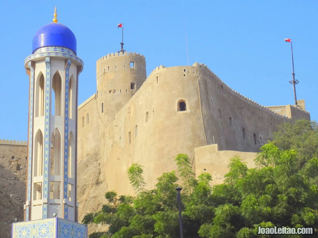 Driving in Oman – Muscat to Salalah road trip – two weeks/3000 km