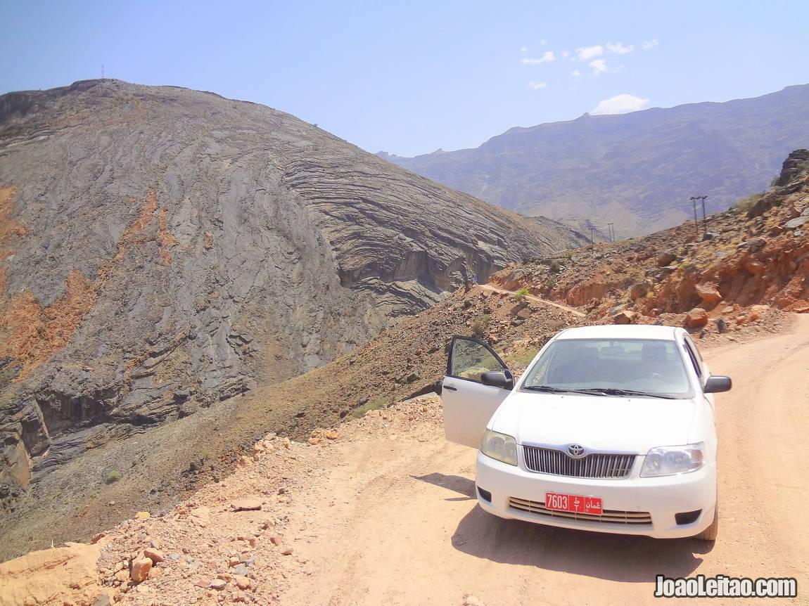 Driving in Oman • 2-Week Road Trip » 3000 km