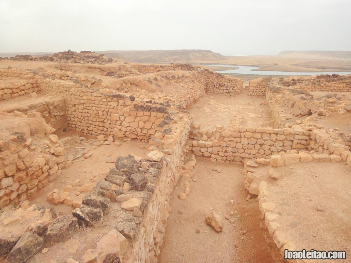 Visit Sumhuram Archaeological Park in Oman