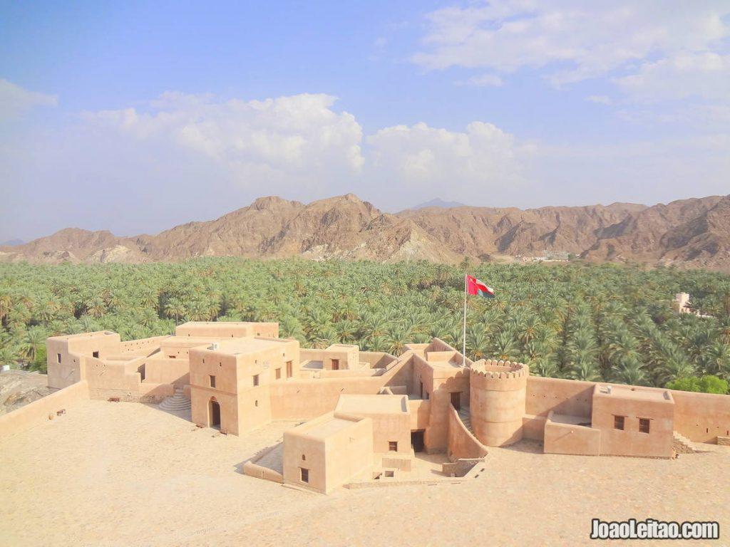 Visit Samail Fort in Oman